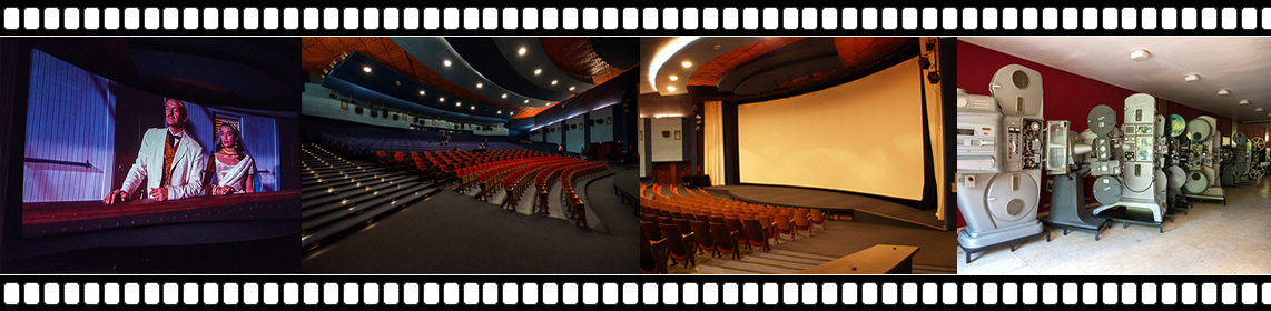 70mm a 3D kino Centrum Panorama