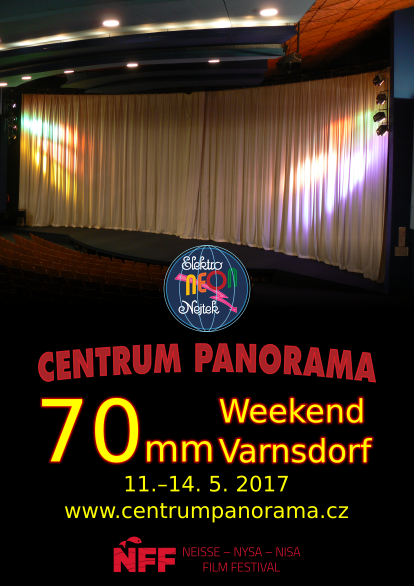 70mm Weekend Varnsdorf